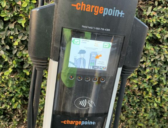 EV-charging stations
